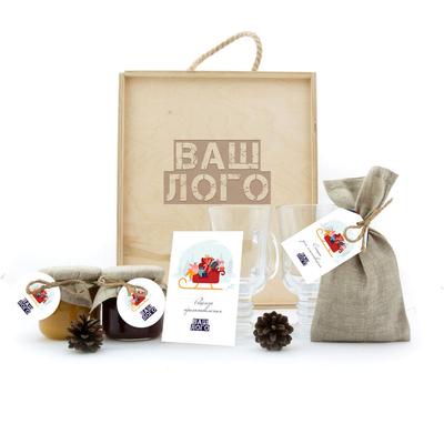Подарочный набор для глинтвейна «Eco Glu Premium» gl25_012