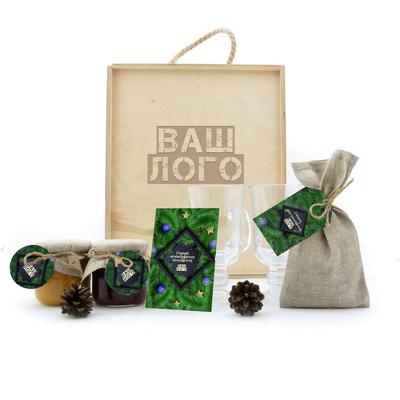 Подарочный набор для глинтвейна «Eco Glu Premium» gl25_014