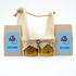 Подарочный набор в деревянном ящике на День медика te580