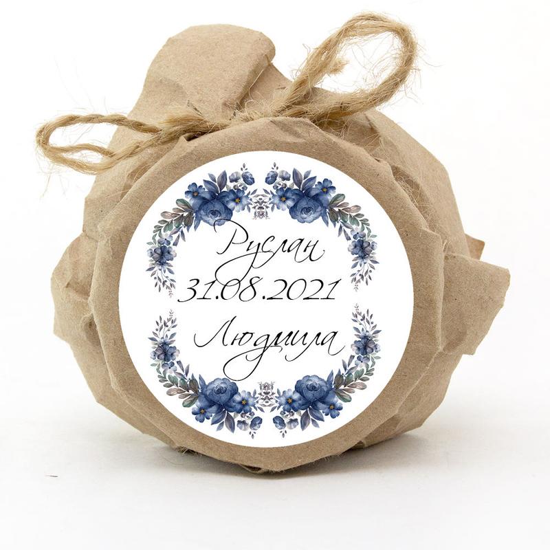 Медовая бонбоньерка на свадьбу. Купить Арт b016