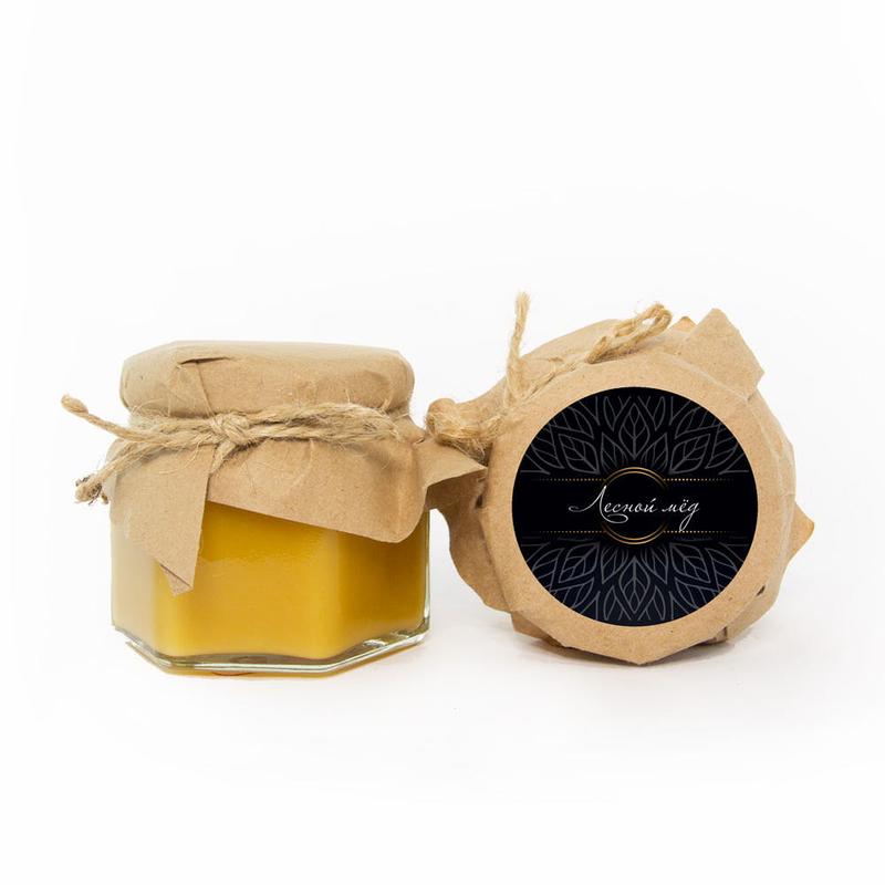 Набор «8 марта» с чаем и двумя баночками меда te424 - 3 - 8 марта - EcoGift.by