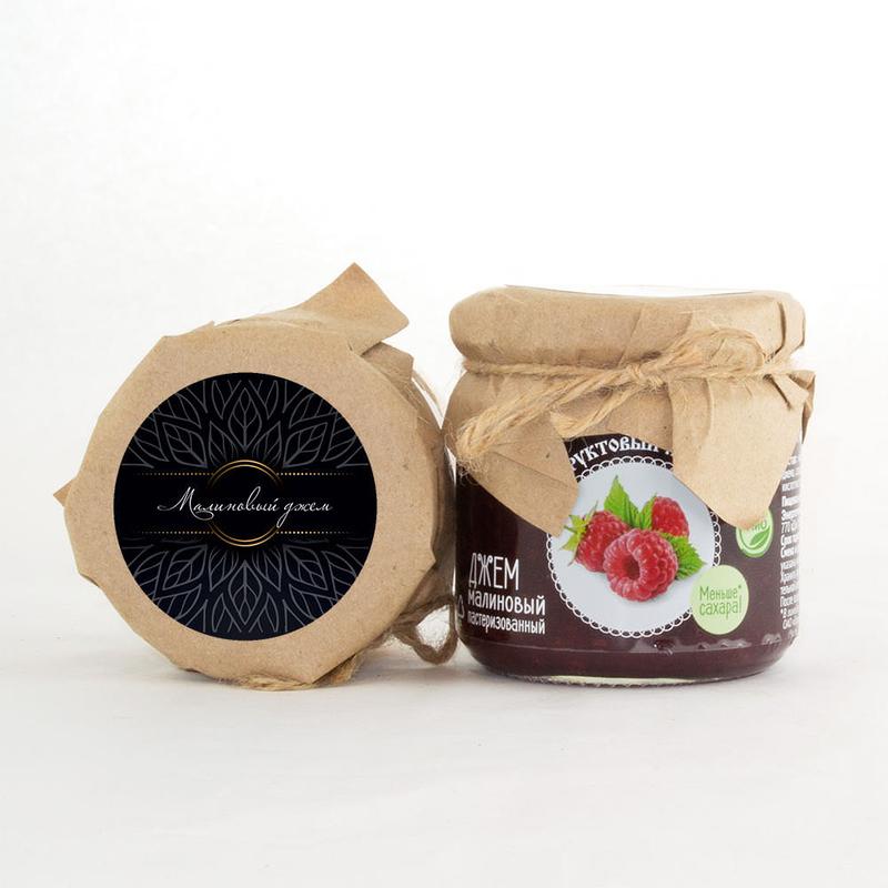 Набор «8 марта» с чаем, клюквой с айвой, медом и джемом te5048 - 2 - Весь каталог - EcoGift.by