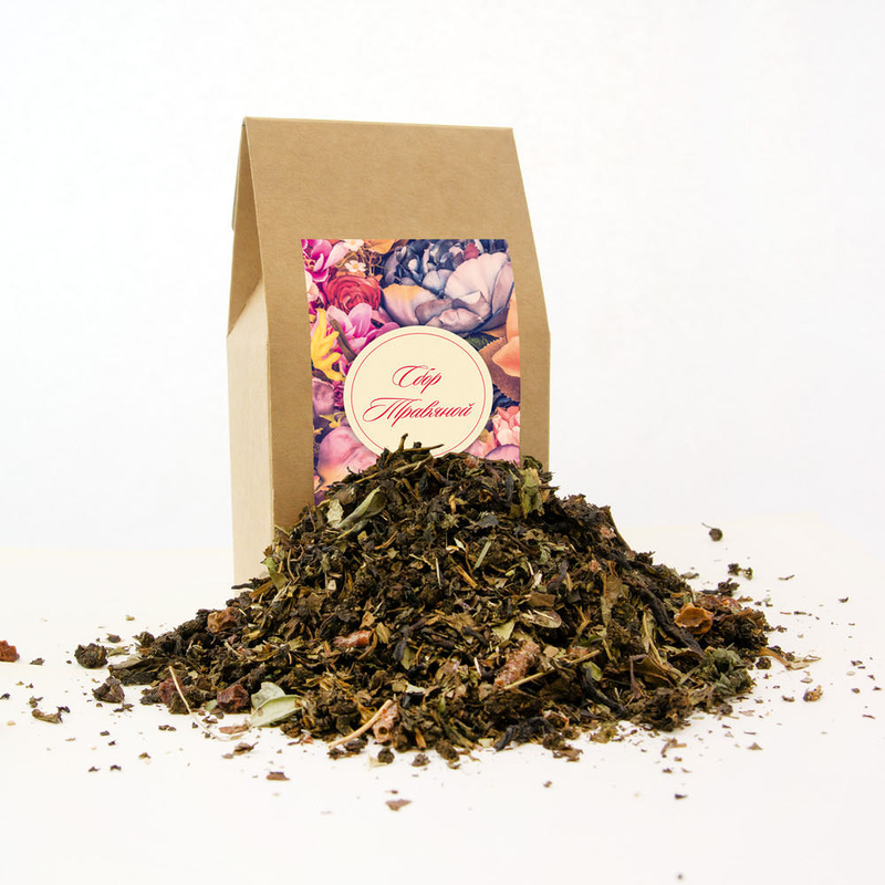 Травяной чай на 8 марта