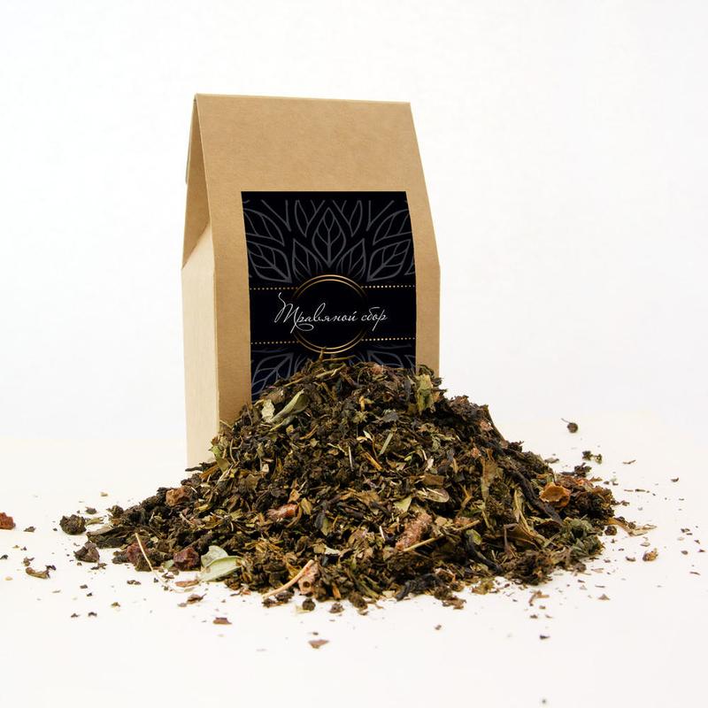 Набор «8 марта» с чаем и двумя баночками меда te424 - 5 - 8 марта - EcoGift.by