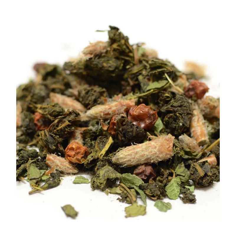 Травяной сбор с иван-чаем