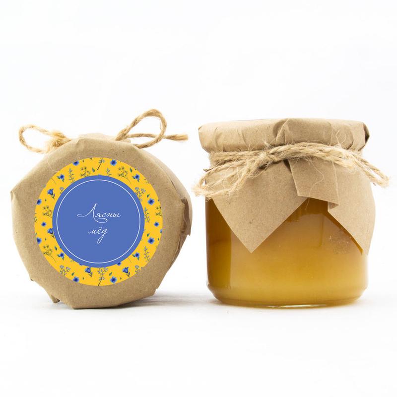 Набор «8 марта» с чаем, клюквой с айвой, медом и джемом te5038 - 4 - Весь каталог - EcoGift.by