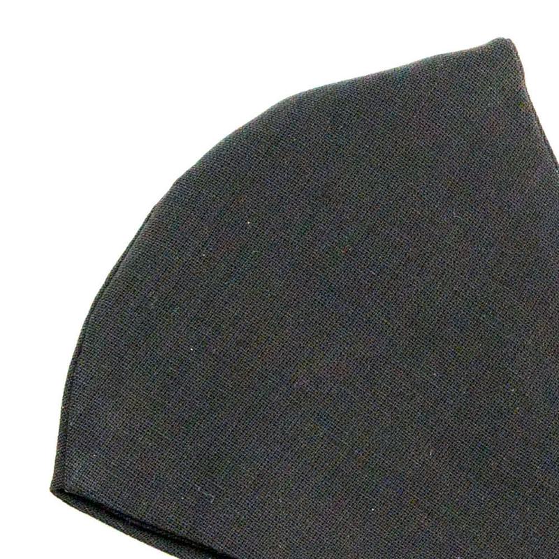 Детальная фото сложеной защитной маски