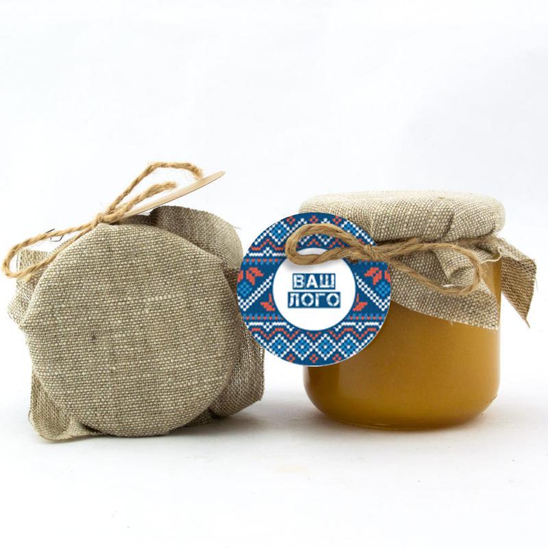 Подарочный мед с логотипом ny65_001