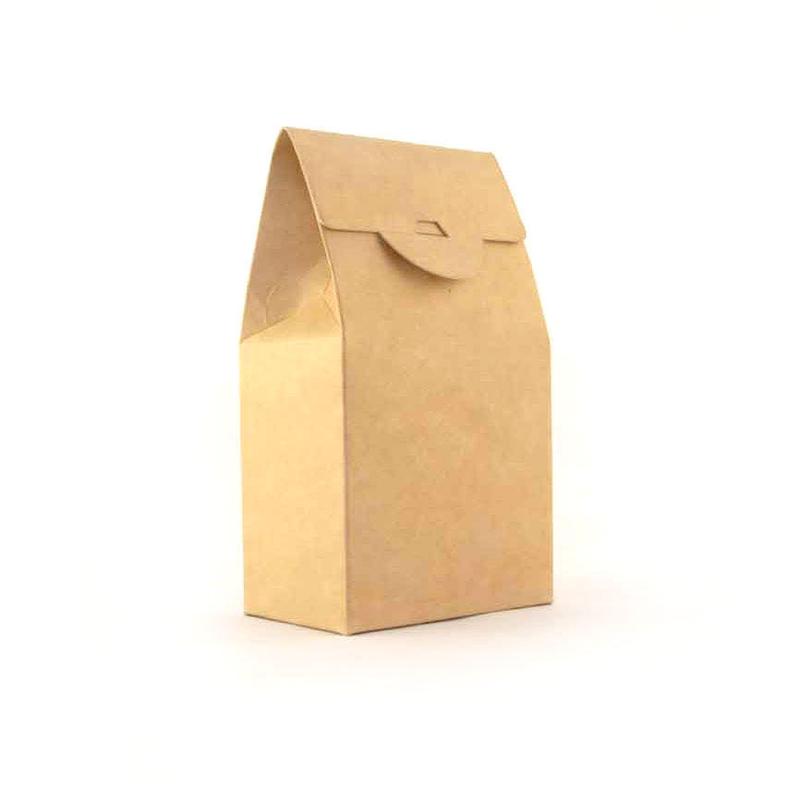 Обратная сторона коробки для чая