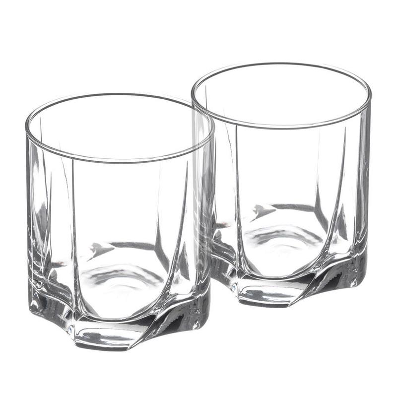 В наборе стаканы для виски